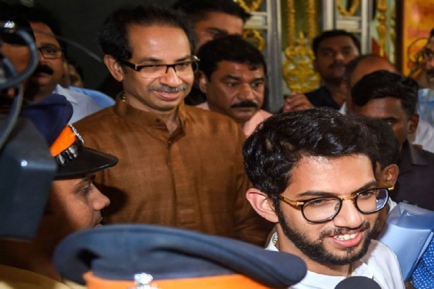 Maharashtra Updates: BJP's Intentions Of Horse-Trading Clear, Says Shiv Sena