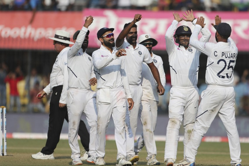 Mayank, Bowlers Shine As India Beat Bangladesh To Register Sixth Straight Test Victory