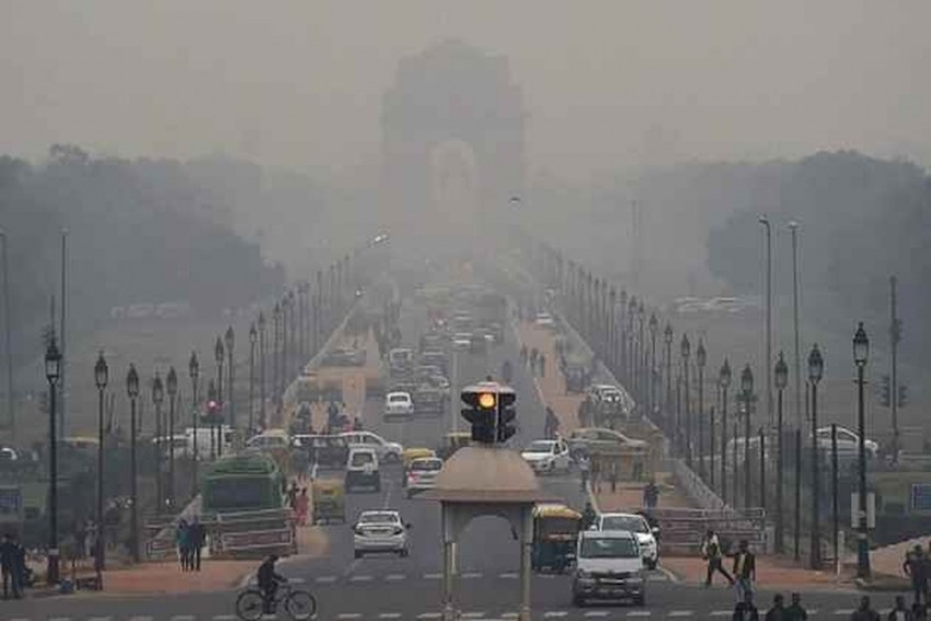 Pollution Levels Worsen As Policy Paralysis Engulfs National Capital Region