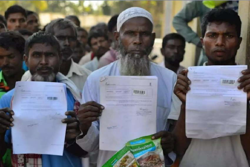 'NRC In Assam Targeting Religious Minorities,' Says US Commission On religious Freedom