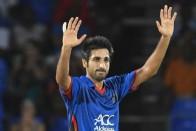 Karim Janat's Five-fer Helps Afghanistan Level T20 Series Against West Indies
