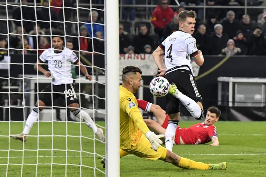 Joachim Low Hails 'Underrated' Germany Goalscorer Matthias Ginter