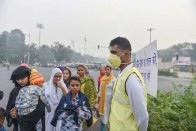 Delhi's Air Quality Improves From 'Severe' To 'Poor'