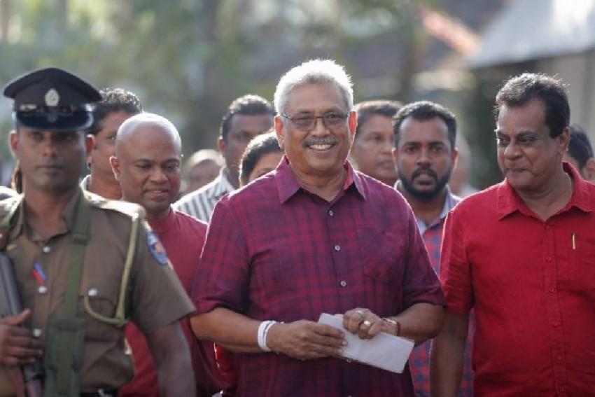 Rajapaksa Wins Sri Lanka Presidential Poll, Premadasa Concedes