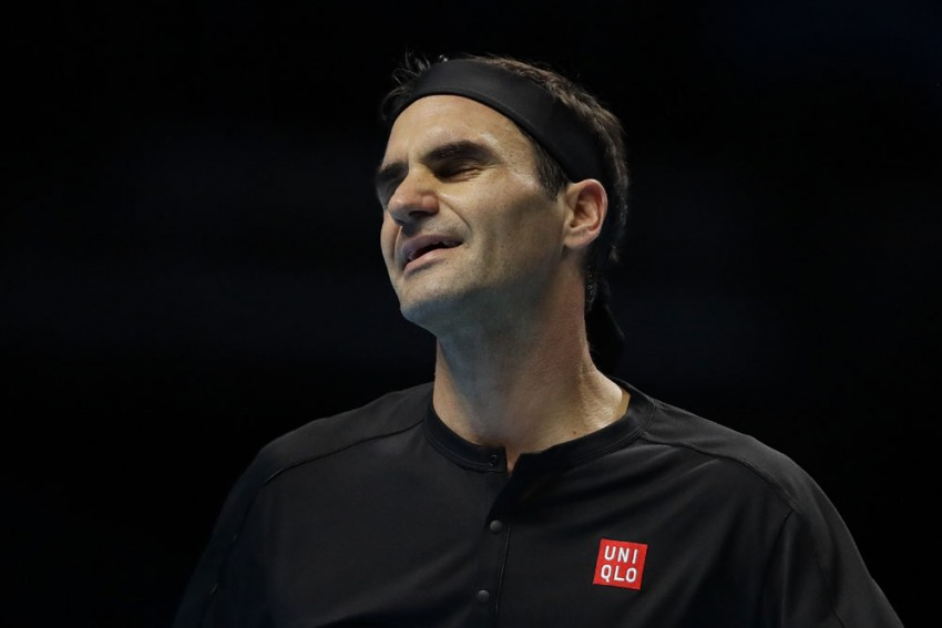 ATP Finals: Roger Federer Rues Missed Chances And 'Pretty Bad' Mistakes
