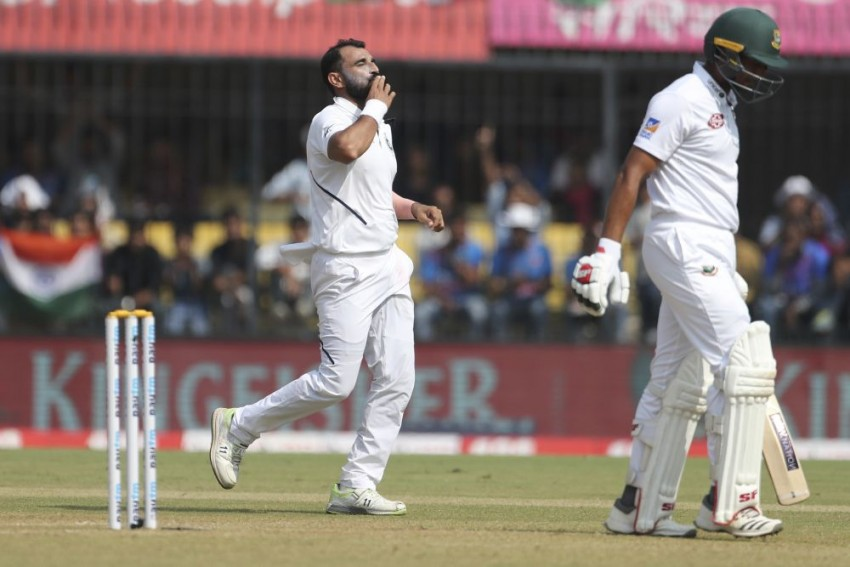 Mohammed Shami, Mayank Agarwal Rise To Career-Best ICC Test Rankings