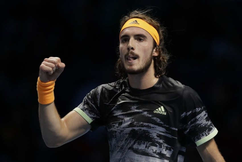 ATP Finals: Stefanos Tsitsipas Outclasses Wasteful Roger Federer, To Face Dominic Thiem For Title