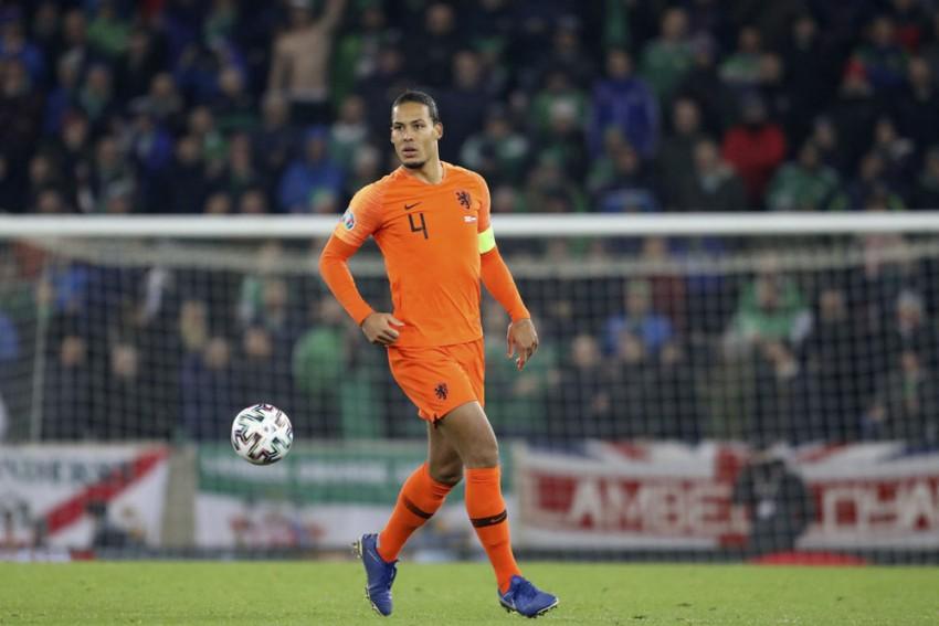 Euro 2020: Virgil Van Dijk Thrilled As Netherlands End Big-Stage Absence