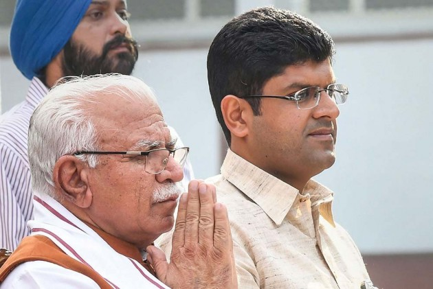 All 12 Ministers In BJP-JJP Haryana Cabinet Are 'Crorepati', Dushyant Chautala 2nd Richest: Report