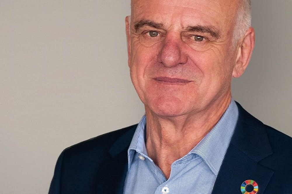 """I Thought To Myself, If I Really Wanted To Make A Difference To The Well-being Of Children Around The World, I Must Get Involved With Nutrition"": Dr David Nabarro"
