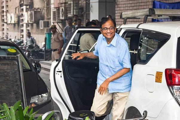 INX Media Case: Chidambaram Moves SC Challenging HC Order Dismissing Bail Plea