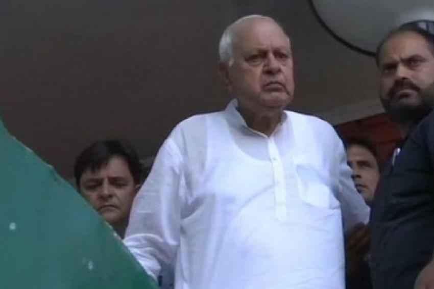 'Detention Illegal': Opposition Raises Farooq Abdullah's House Arrest In Lok Sabha