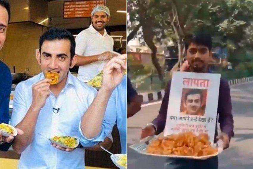 'Can Give Up Jalebis': Gambhir's Response After 'Missing' Posters Crop Up