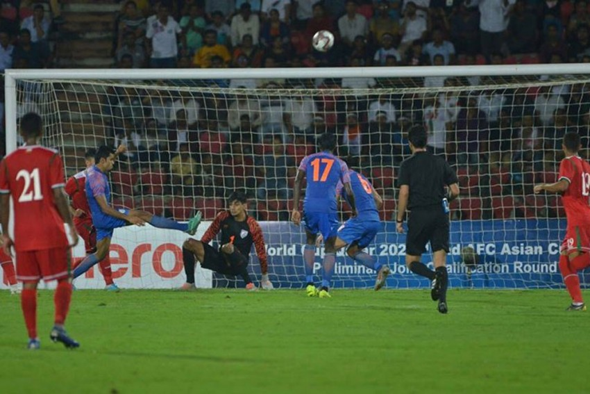 Live Streaming of India vs Oman, 2022 FIFA World Cup Qualifier - Where To Watch