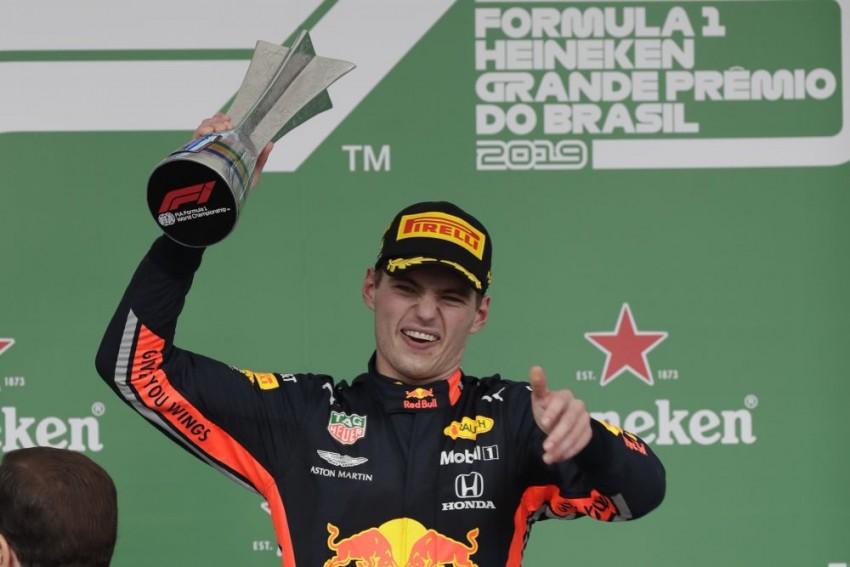 Brazilian GP: Max Verstappen Wins Thriller As Ferrari's Sebastian Vettel And Charles Leclerc Collide