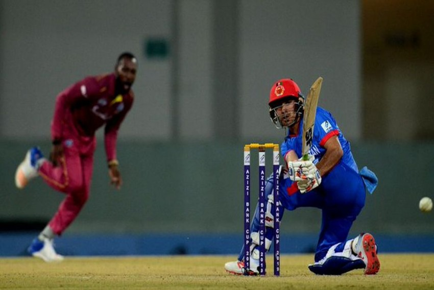 Rahmanullah Gurbaz Pummels West Indies As Afghanistan Claim T20 Series Win