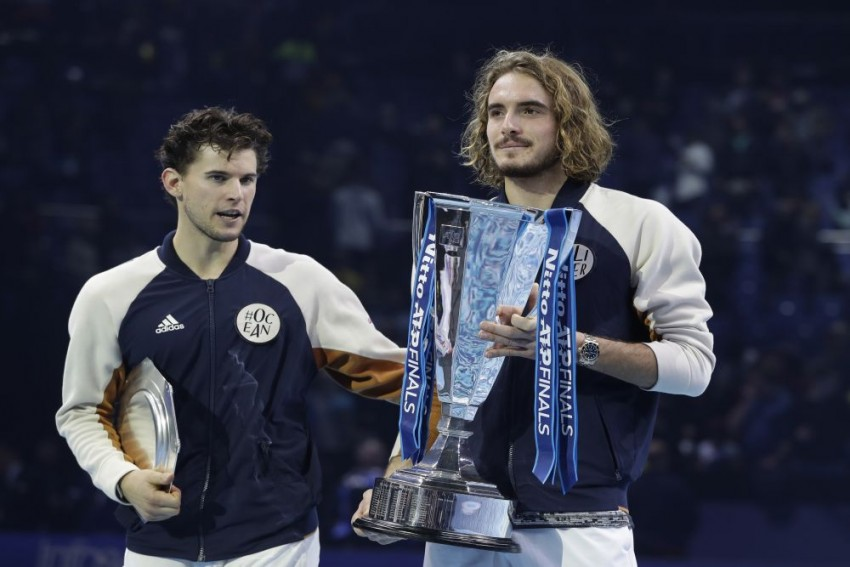 History-Making Stefanos Tsitsipas Stunned By ATP Finals Turnaround