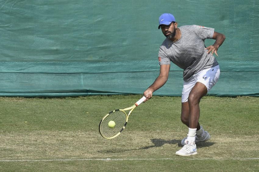 Davis Cup: Rohan Bopanna Pulls Out Pakistan Tie Due To Injury