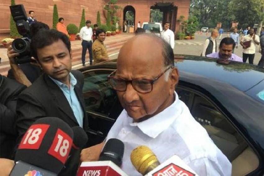 Sharad Pawar's Response On Alliance With Shiv Sena Gives Maharashtra Politics New Twist