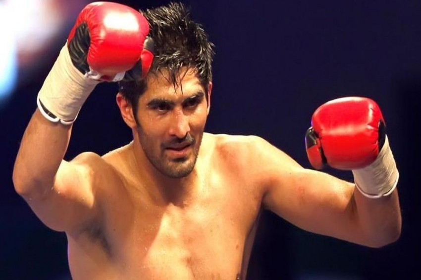 Undefeated Vijender Singh To Face Former Commonwealth Boxing Champion In Dubai Showdown