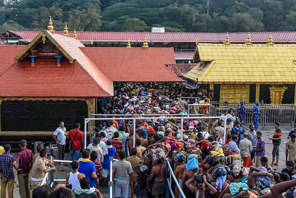 Sabarimala Redux: Marxists Caught Between Court, Ayyappa and Activists