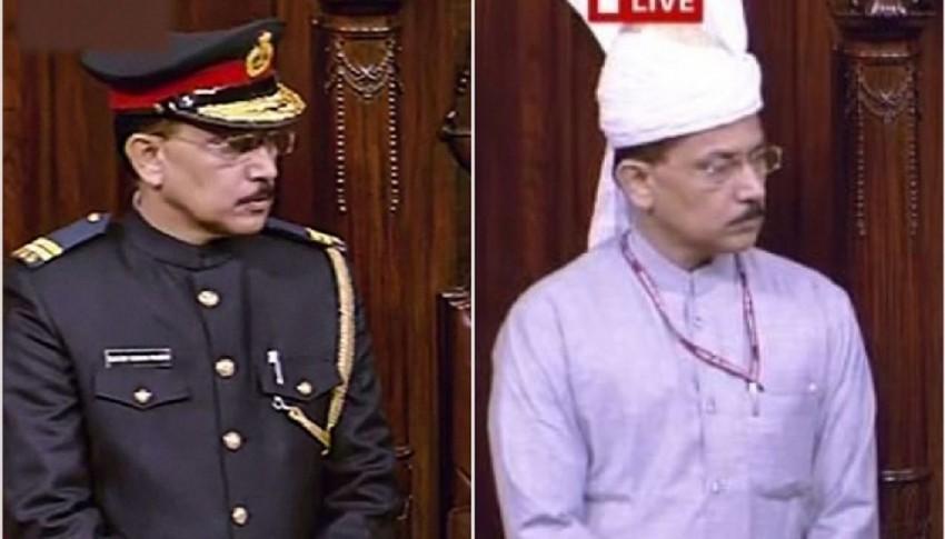 Amid Criticism, Rajya Sabha Marshals' New Uniform To Be Reviewed