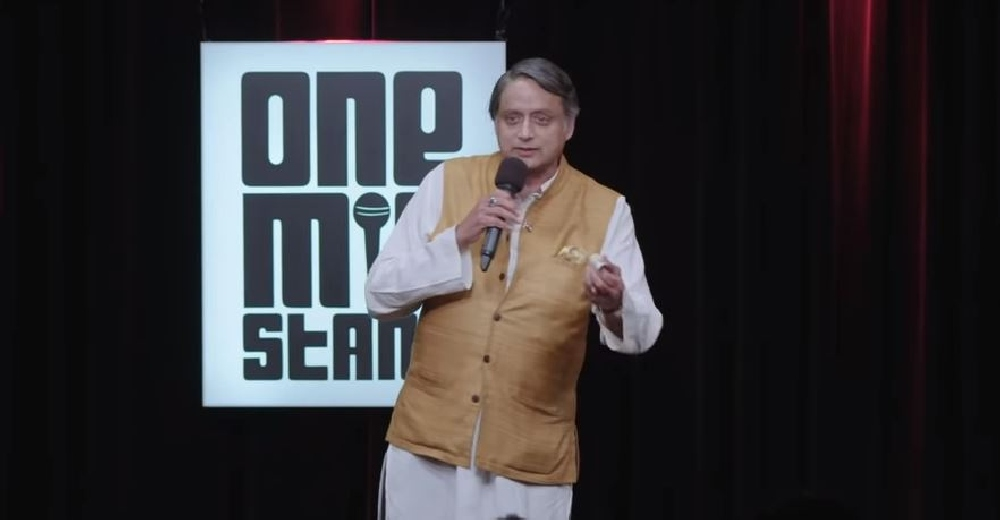 The Joke's On You: Politician, Celebrities Try Comedy For A Change At One Mic Stand