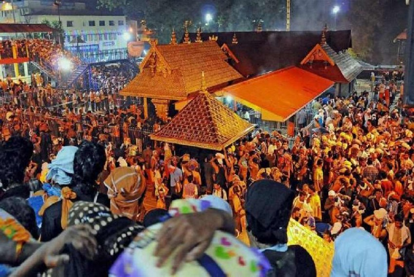 12-Year-Old Stopped On Way To Sabarimala, Family Proceeds Without Her