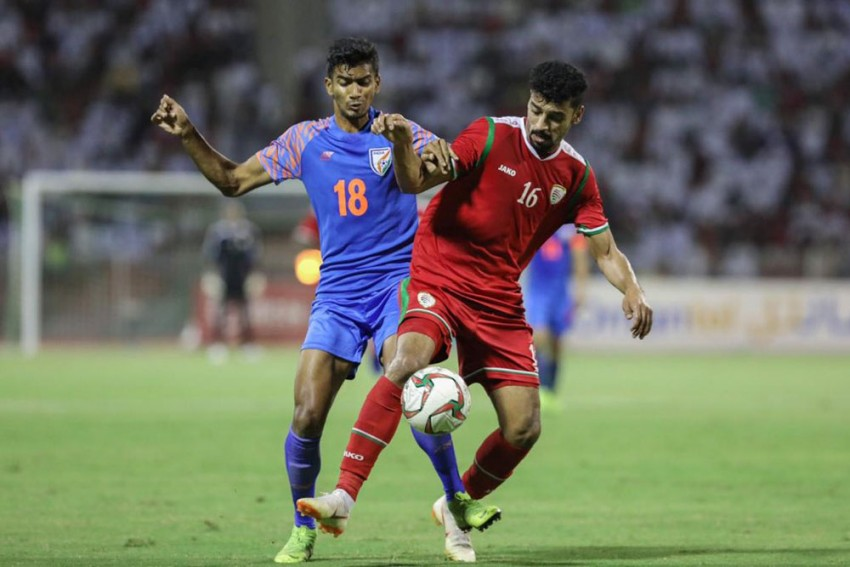 Highlights, Oman Vs India, 2022 FIFA World Cup Qualifier: Muhsen Al-Ghassani Scores As OMA Edge Past IND