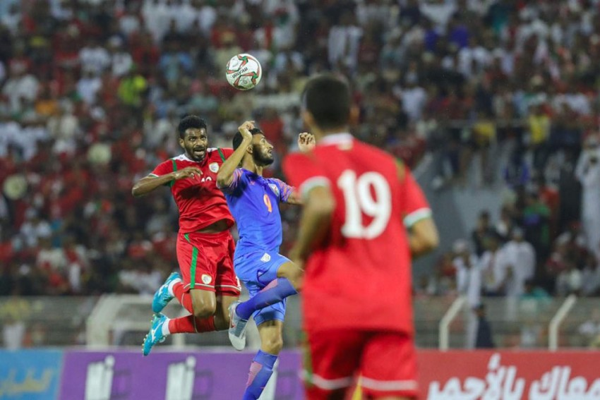 2022 FIFA World Cup Qualifier: Oman Edge Past India In Group E Encounter