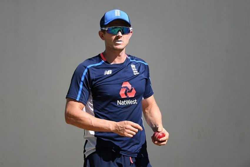 England's Joe Denly To Miss Rest Of New Zealand T20 Series With Injury
