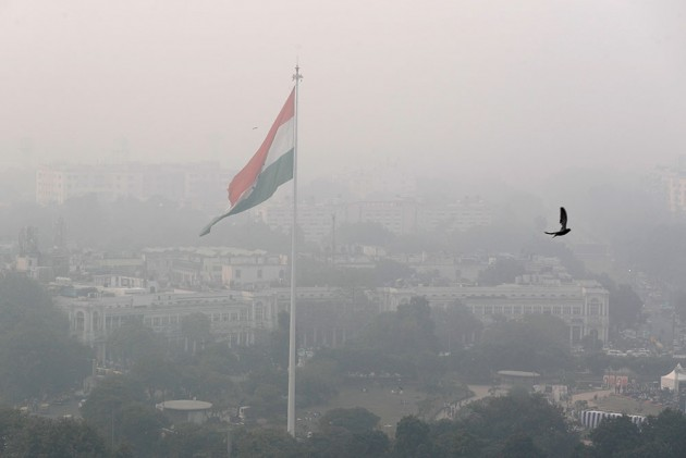 Delhi Smog Is Man-Made. It's Time Policy Makers Stop Blame Game And Act
