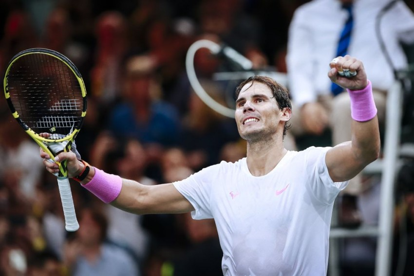 Paris Masters: Rafael Nadal Overcomes Jo-Wilfried Tsonga, Enters Semi-finals