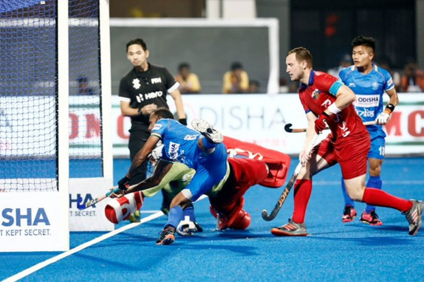 Olympics Hockey Qualifiers: Indian Men Maul Russia 7-1 In 2nd Leg, Confirm Tokyo Ticket