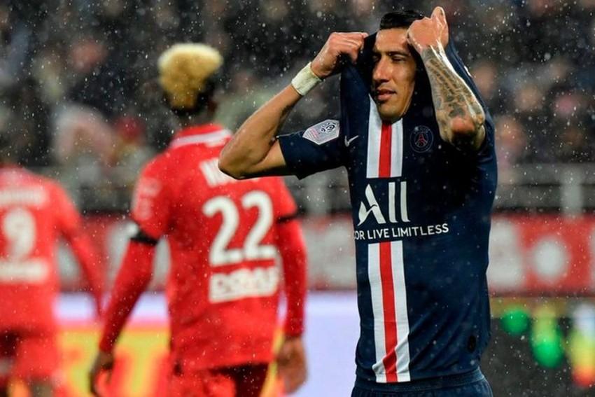 Paris Saint-Germain Slump To Shock Ligue 1 Defeat Against Dijon