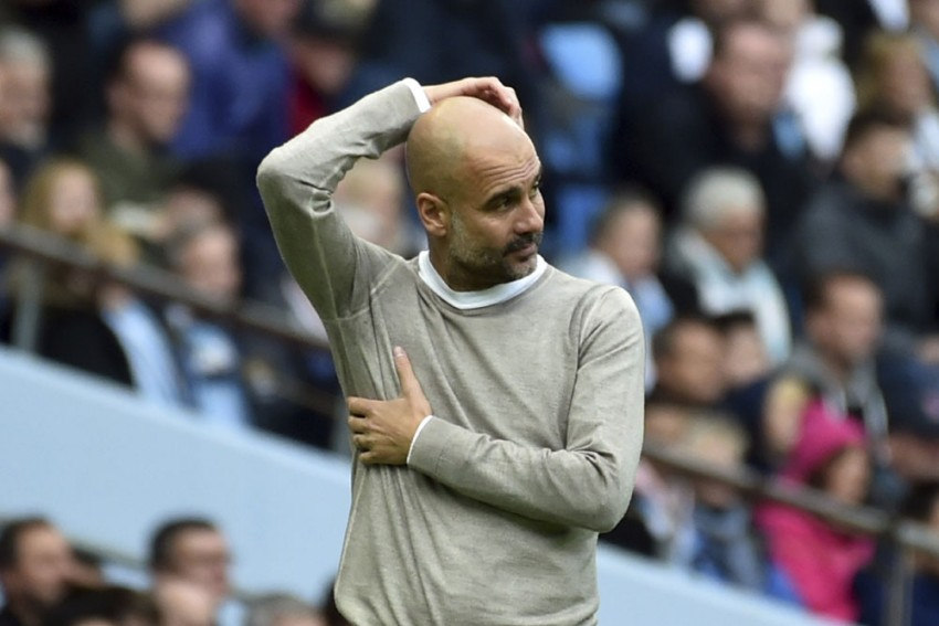 I Understand The Emotions, The moment – Pep Guardiola Sympathises With Granit Xhaka After Outburst