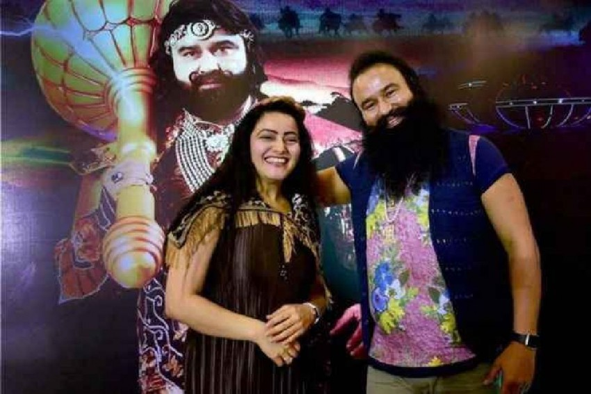 Sedition Charges Against Ram Rahim's Daughter Dropped In Panchkula Violence Case