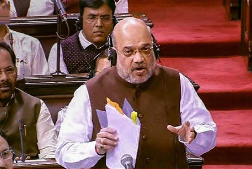 'Internet Necessity, But National Security Paramount': Amit Shah On Restrictions In Kashmir