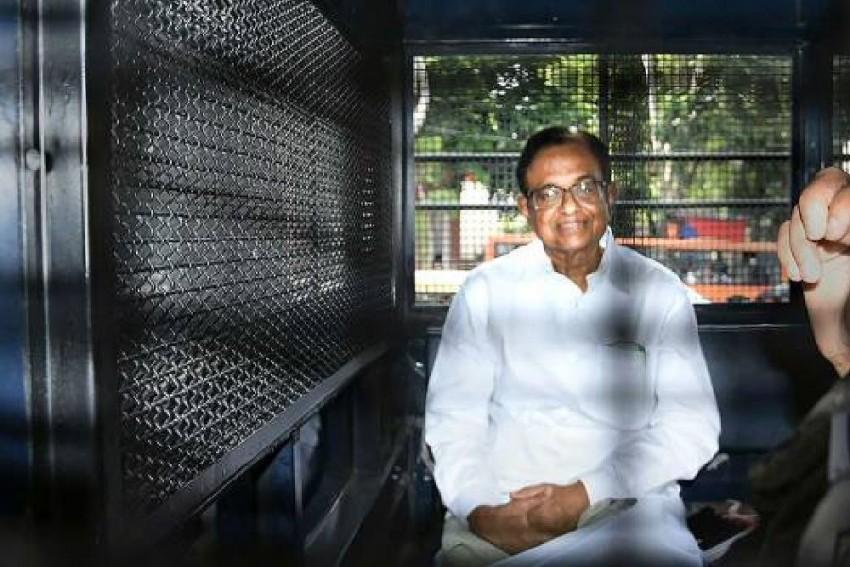 INX Media Case: Supreme Court Seeks ED Response On Chidambaram's Bail Plea