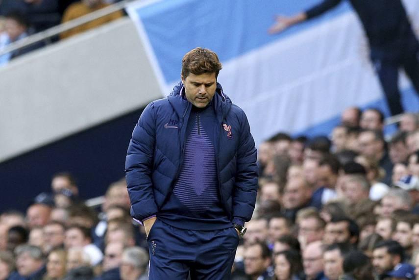 Tottenham Hotspur Sack Manager Mauricio Pochettino