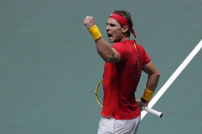 Davis Cup Finals: Rafael Nadal Helps Spain Past Russia, Canada Stun USA