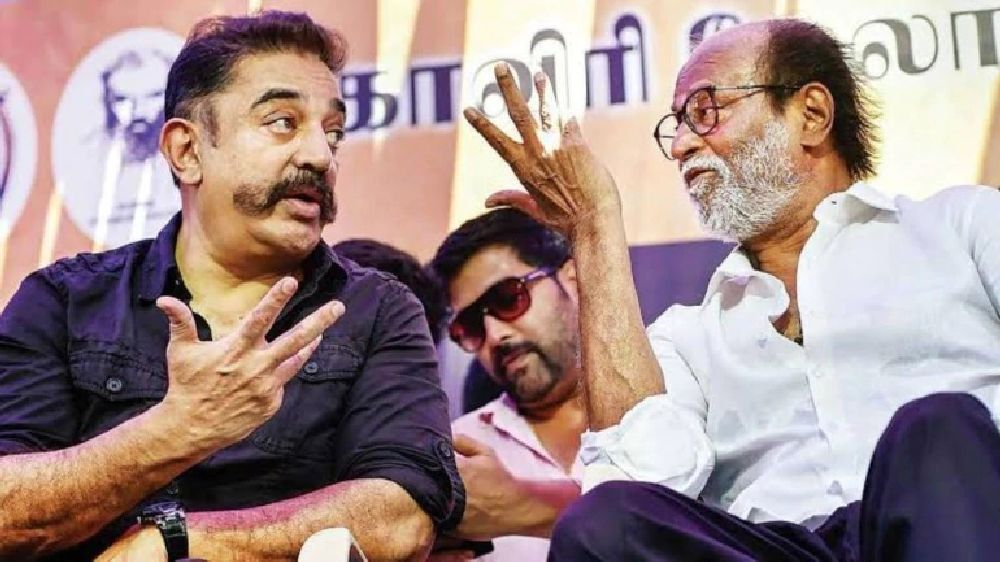 Blockbuster Alliance? Kamal Haasan, Rajinikanth May Join Hands