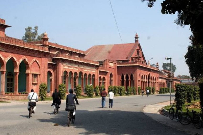 AMU Prof Booked Over Post On Communication Blockade In Kashmir