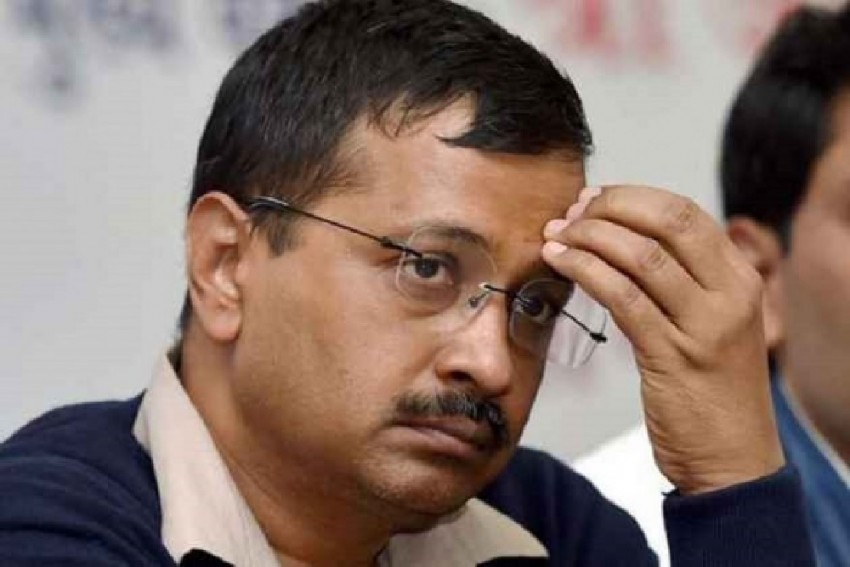 Kejriwal Forcing People To Drink 'Polluted' Water: BJP Sharpens Attack At AAP Govt