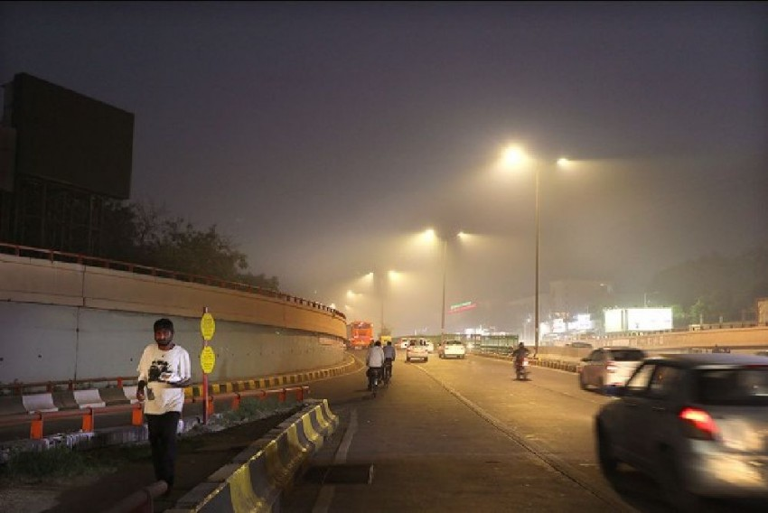 Toxic Days Return To Delhi As Air Quality Drops To Severe Category