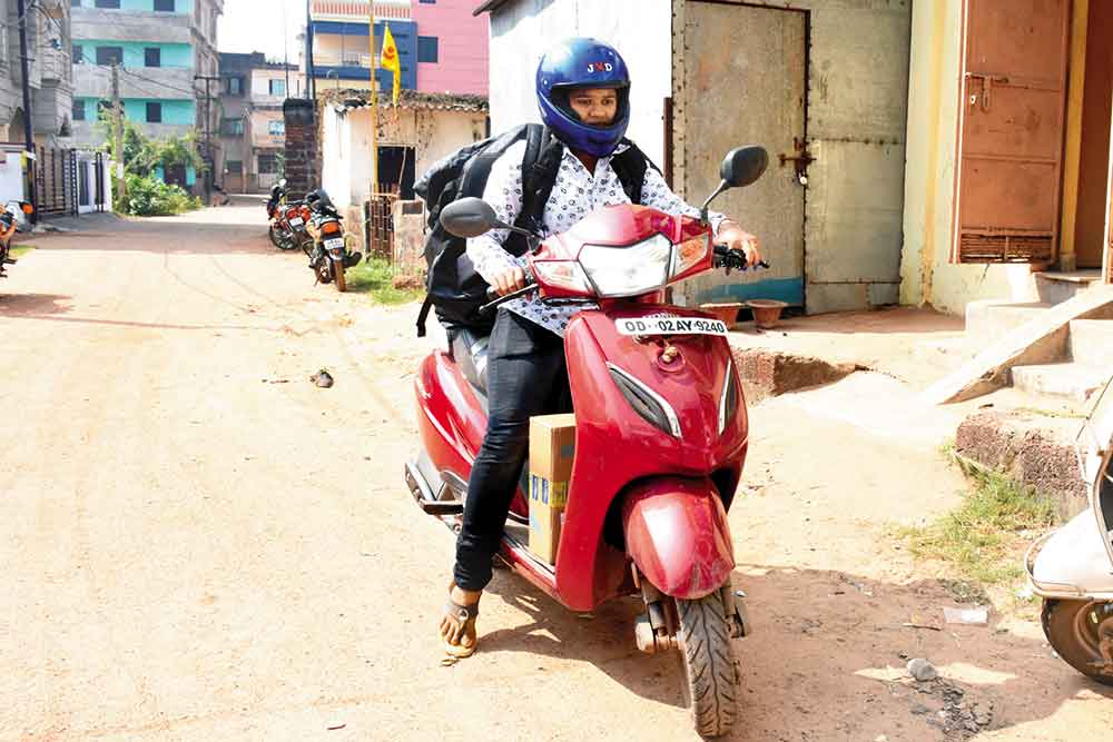 24 Hours In Life Of Priyanka Behera: Of Courage And Precision, Delivering In A Man's World