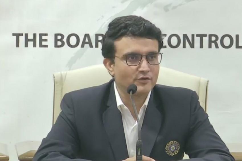 Sunil Gavaskar Wishes Sourav Ganguly Successful Tenure As BCCI Chief