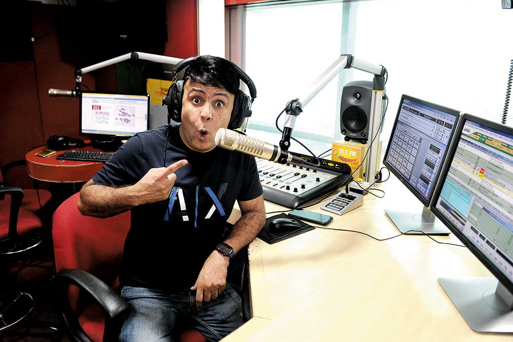 24 Hours In Life Of Naved Khan: Whacky, Funny And Spontaneous, Prankster Par Excellence