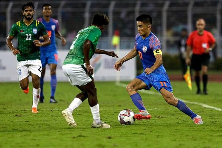 Igor Stimac Heaps Praise On Sunil Chhetri, Says India Captain Is Irreplaceable