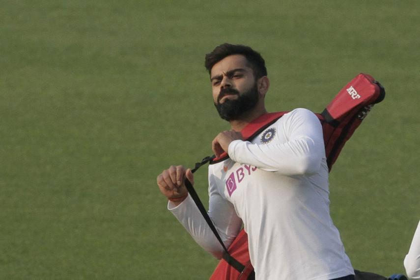 Ind Vs Ban Day Night Test Heavy Pink Ball Presents Serious Challenge Warns Virat Kohli